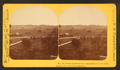From cupola of Theological Seminary, looking southeast in National Cemetery, by Tipton, William H., 1850-1929.png