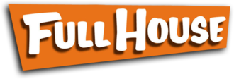 Full House - Image: Full House 1987 TV series logo
