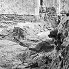 fundering romaanse toren naar het zuid zuid-oosten - ede - 20066809 - rce