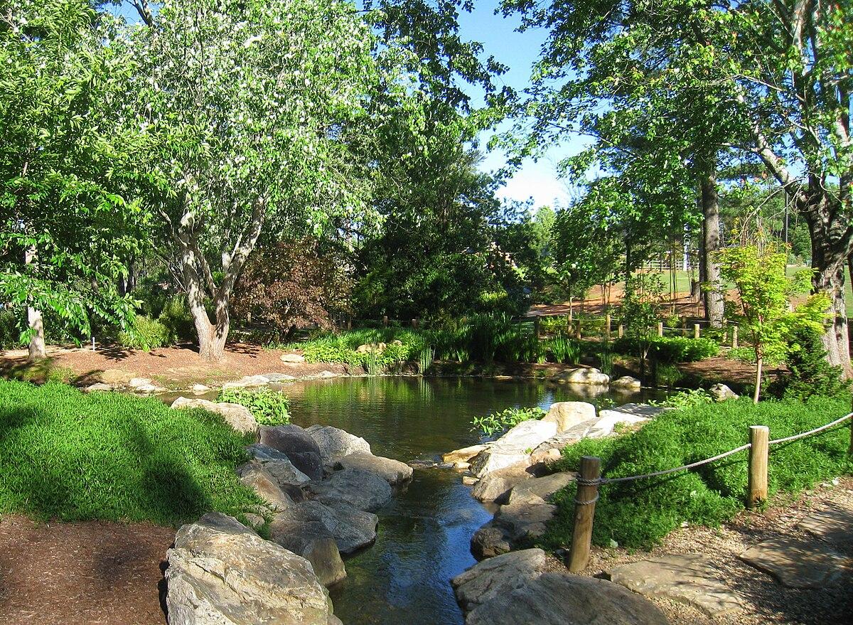 Furman university wikidata for Garden pool tokyo