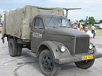 GAZ-51 during the VII Aircraft Picnic in Kraków.jpg