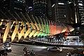 GBK bridge lit in Sri Lankan colours.jpg