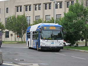 Greater Bridgeport Transit Authority - Image: GBT 4701