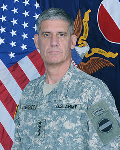 General David M. Rodriguez, U.S. Army Forces Command