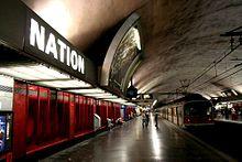 R seau express r gional d 39 le de france wikip dia - Station metro jardin du luxembourg ...