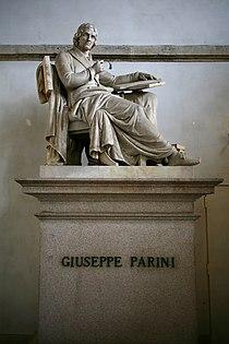 Gaetano Matteo Monti (1776-1847) Monumento a Giuseppe Parini, 1838, Milano.jpg