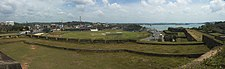 Galle Dutch Fort cricket ground.jpg