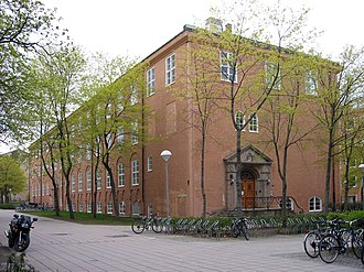 Gløshaugen - Image: Gamle fysikk NTNU