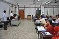 Ganga Sing Rautela Addressing - Operation And Maintenance Training Of Taramandal - NCSM - Kolkata 2011-03-28 2066.JPG