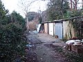Garages on Pages Hill - geograph.org.uk - 1097955.jpg