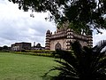 Garden in front of Gol Gumbaz, Vijayapura, Karnataka, India 03.jpg