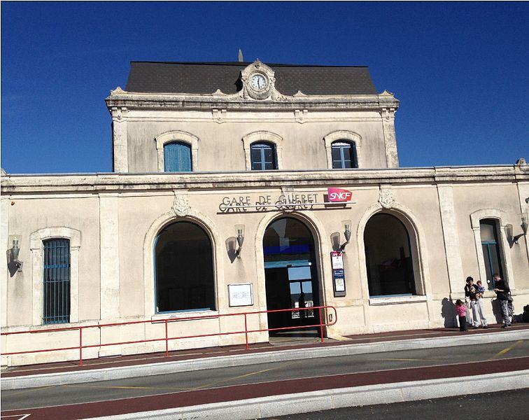 Gare de Guéret-2014