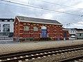 Gare de Jurbise - 9 septembre 2019 - halle à marchandises 01.jpg