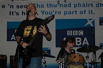 Royal National Mòd - Na Gathan performing at the Mòd Fringe in Falkirk