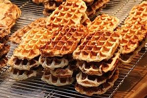 Liège style waffle