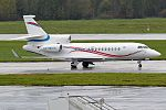 Gazpromavia, RA-09010, Dassault Falcon 7X (29905056925).jpg
