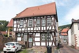 Burgstraße in Gelnhausen