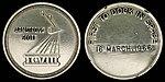 Gemini 8 Flown Fliteline Sterling Silver Medallion.jpg