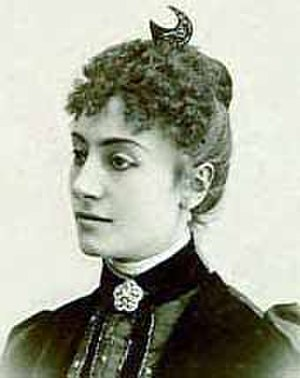 Fedora (opera) - Gemma Bellincioni, who created the title role