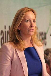 Gemma ODoherty Irish journalist and political candidate