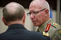 Gen. Martin E. Dempsey speaks with Australian Chief of the Defense Force Gen. David Hurley 140122-D-KC128-111.jpg