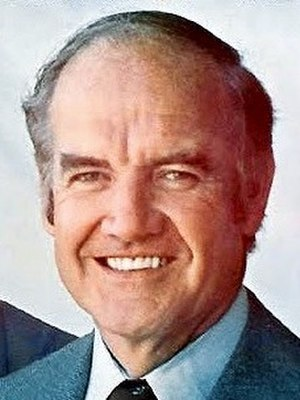 United States presidential election, 1972 - Image: George Mc Govern (3x 4)