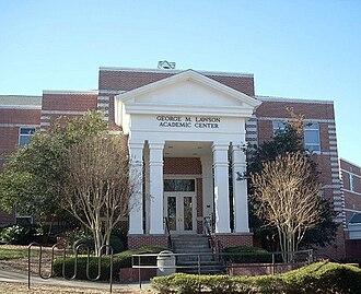 Reinhardt University - George M. Lawson Academic Center