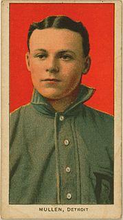 George Mullin (baseball) American baseball player
