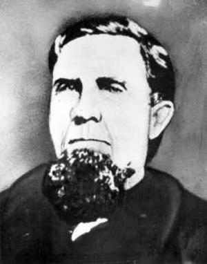 George Taliaferro Ward - George T. Ward