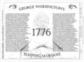 George Washington's 1776 Sleeping Marquee, Valley Forge, Chester County, PA HABS PA-6713 (sheet 1 of 8).png