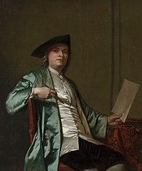 Portrait of Cornelis Ploos van Amstel (1726-1798)