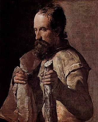 Albi Apostles - Image: Georges de La Tour 047