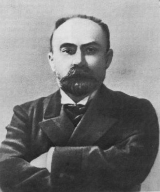 "Leo Jogiches - The arrogant and domineering ""father of Russian Marxism"" Georgy Plekhanov quickly became a lasting enemy of the young Jogiches"