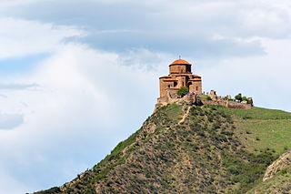 Jvari Monastery monastery in Georgia (country)