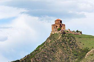 Jvari (monastery) - Jvari Monastery