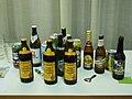 German-style beers at Oktoberfest beer tasting.jpg