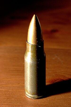 7.92×33mm Kurz - Image: German 7.92x 33mm Kurz