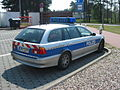 German blue police car 02.JPG
