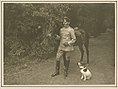 German officer with horse and Bobby (9092551847).jpg