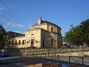 Juntas Generales - The Casa de Juntas in Gernika-Lumo.