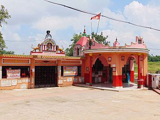 Paschim Bardhaman district - Image: Ghagar Buri Temple, Asansol