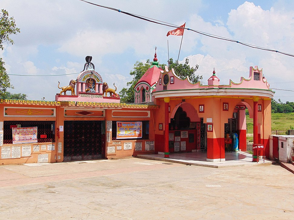 Ghagar Buri Temple, Asansol