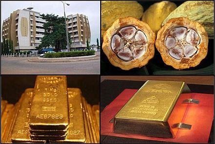 Economy of Ghana - Wikipedia