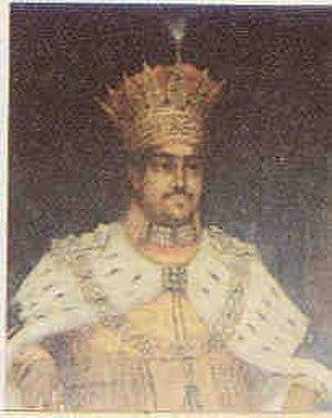 Ghazi-ud-Din Haidar Shah