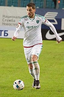 Gheorghe Grozav Romanian footballer