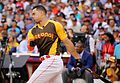 Giancarlo Stanton competes in semis of '16 T-Mobile -HRDerby. (28496639721).jpg