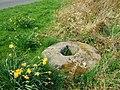 Gibbet stone - geograph.org.uk - 792103.jpg