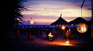 Gili Islands - Sunset, Gili Trawangan