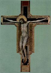 Il crocifisso di Rimini.