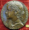 Giovanni boldù, medaglia di caracalla, recto, 1461.JPG